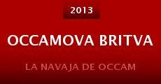 Occamova britva (2013)
