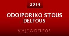 Película Odoiporiko stous Delfous