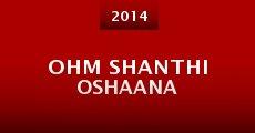 Película Ohm Shanthi Oshaana