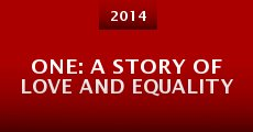 Película One: A Story of Love and Equality