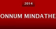 Película Onnum Mindathe