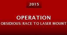 Operation Obsidious: Race to Laser Mountain - A Keith Kenkade Adventure (2015)