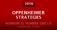 Oppenheimer Strategies (2015)