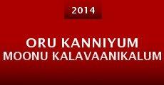 Oru Kanniyum Moonu Kalavaanikalum (2014) stream