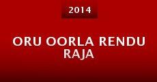 Película Oru Oorla Rendu Raja