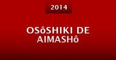 Película Osôshiki de aimashô