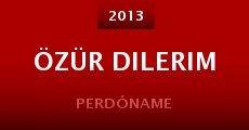 Özür Dilerim (2013)