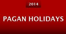 Película Pagan Holidays