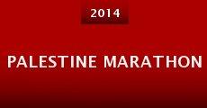 Película Palestine Marathon