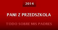 Película Pani z przedszkola