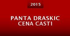 Película Panta Draskic cena casti
