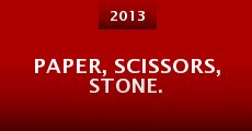 Película Paper, Scissors, Stone.