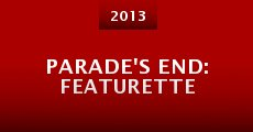 Parade's End: Featurette (2013)