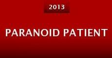 Película Paranoid Patient