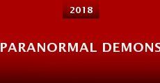 Paranormal Demons (2015)