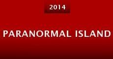 Película Paranormal Island