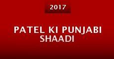 Película Patel Ki Punjabi Shaadi