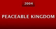 Película Peaceable Kingdom