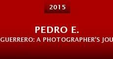 Película Pedro E. Guerrero: A Photographer's Journey