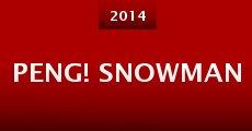 Película Peng! Snowman
