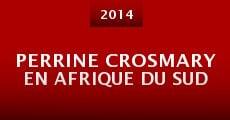 PERRINE CROSMARY en AFRIQUE DU SUD (2014)