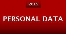 Película Personal Data