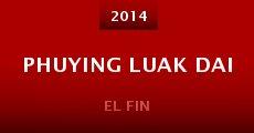 Phuying luak dai (2014) stream