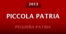 Piccola patria (2013) stream