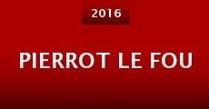 Película Pierrot le fou