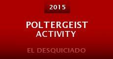 Película Poltergeist Activity