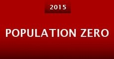 Population Zero (2015) stream