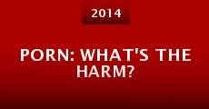 Porn: What's the Harm? (2014)