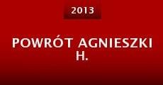 Powrót Agnieszki H. (2013)