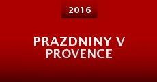 Prazdniny v Provence (2015) stream