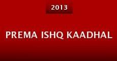 Película Prema Ishq Kaadhal
