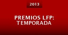 Premios LFP: Temporada (2013)