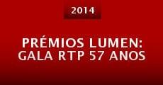 Película Prémios Lumen: Gala RTP 57 Anos