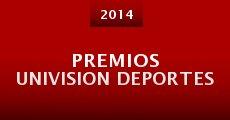 Película Premios Univision Deportes