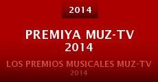 Película Premiya Muz-TV 2014