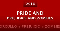 Pride and Prejudice and Zombies (2015) stream