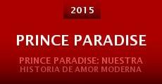Película Prince Paradise