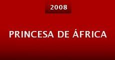 Película Princesa de África