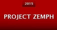 Película Project Zemph