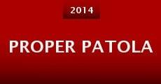 Proper Patola (2014) stream