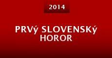 Prvý slovenský horor (2014)
