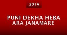 Puni Dekha Heba Ara Janamare (2014) stream
