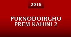 Película Purnodoirgho Prem Kahini 2