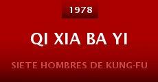 Película Qi xia ba yi