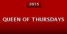 Queen of Thursdays (2015) stream