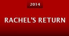 Rachel's Return (2014) stream
